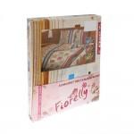 Постельное белье евро Fiorelly Яркий листопад 5430/1  1773631