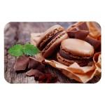 Салфетка сервировочная ПВХ 26*41см Шоколад