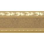 Карниз Галант-Жасмин 3-х рядный 1,5м Песок с пов.