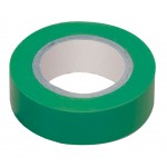 Изолента ПВХ зеленая 15мм*10м ТДМ