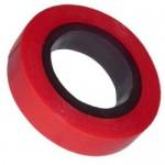 Изолента ПВХ красная 15мм*10м ТДМ