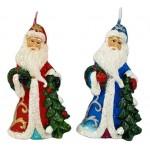 Свеча Дед Мороз с мешком /79870