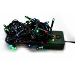 Гирлянда электр.  50 диодов 5м 8 режимов