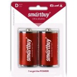 Батарейка Smartbuy LR20/373 (блистер 2шт)