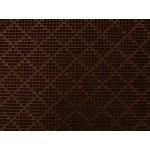 Щетинистое покрытие РОМБ 235 (коричневый) 15м