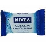 Мыло Nivea 90г Морские минералы