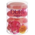 Мыло Duru 4*125г Цветочное