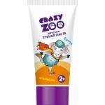 Зубная паста Crazy ZOO 50мл апельсин