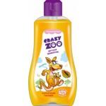 Шампунь Crazy ZOO 280г. солнечная папайя