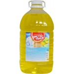 Жидкость д/посуды ЧИСТЮНЬКА 5000мл Лимон и лайм