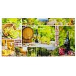Мозаика Вино 1000*500мм/30шт Панель ПВХ