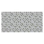Мозаика Майолика металлик 1000*500мм/30шт Панель ПВХ