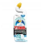 Средство д/туалета УТЕНОК 750мл Пенящийся гель Цитрусовый