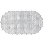 Коврик резиновый J-A6838 белый