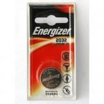 Батарейка ENR Lithium СR2032 FSB1 /бл 1 шт  040