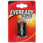 Батарейка Evereadu Super Heavy Duty  9V6F22 FSB1 2шт 543