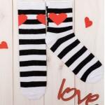Носки женские Collorista Love р.23-25  2903170