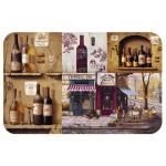 Салфетка сервировочная ПВХ 26*41см Вино