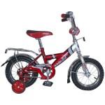 Велосипед 2-х колесный для детей с поддер. роликами Л1203 Байкал