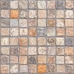 Кафель Турин пол на коричневом серая 418*418 (10шт) TFU03TUR407 (0,175м2)