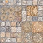 Кафель Турин пол на коричневом серая 418*418 (10шт) TFU03TUR427 (0,175м2)