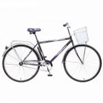 Велосипед 28 Novatrack Fusion синий/черный 1103432