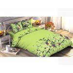 Постельное белье 1,5 сп. Этель Зеленый сад  1534721