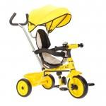 Велосипед 3-х колесный Micio Light желтый  2803229