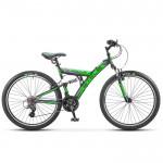 Велосипед 26 Stels Focus черный/зеленый 3250688