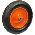 Колесо пневматич для тачки  4,0-8  шарик/подш. 16мм d40.5