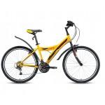 """Велосипед 26 Forward Dakota черн/оранж, размер 16,5"""" 4283220"""