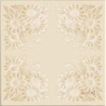 Плитка потолочная 515 С /песочный/ 0,50*0,50м (8шт)