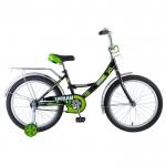 Велосипед 20 Novatrack Urban черный  3593706