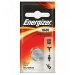 Батарейка ENR Lithium СR1620 PIP1 /бл 1 шт