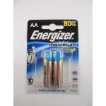 Батарейка ENR Maximum LR6/Е91  AA FSB2 /бл 2шт
