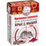 Приманка зерновая для крыс и мышей 100г HELP