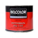 Эмаль НЦ-132 черная 1,7кг БЕЛКОЛОР