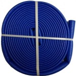 Теплоизоляция 28*4мм для труб 26 (11м/п) синяя