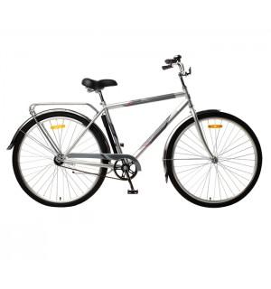 Велосипед 28 Десна Вояж серебристый Gent  3643229