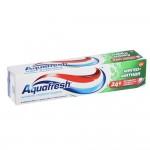 Зубная паста Аквафреш 100мл. Мягко-мятная