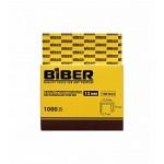 Скобы 12 мм (1000 шт) Бибер 85814