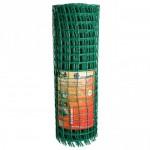 Сетка заборная пластмассовая 10м*2м 50*50