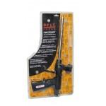 Пистолет для монтажн. пены Р7000004 (нерж.сталь,курок ручка пластм)П.И.Т.