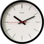 Часы настенные 26,5см пластик Датский штрих