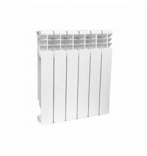Радиатор алюм.  AL STI 500/80  /6 секц/