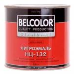 Эмаль НЦ-132 желто-коричневый 1,7 кг/6шт БЕЛКОЛОР