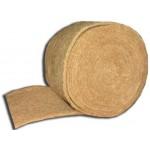 Ватин (0,12*30м) /10/ межвенцовый уплотнитель - 100% льна