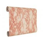 Пленка с/м 0,45*8м розовый мрамор DEKORON 0025 М