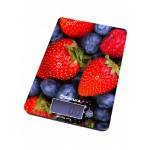 Весы кухонные электронные 8кг SA-6075В ягоды
