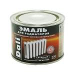 Эмаль алкидная для радиаторов DALI 0,5л./6шт.